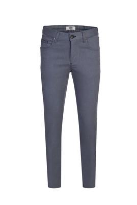 Erkek Giyim - AÇIK GRİ 48 Beden Denim Pantolon