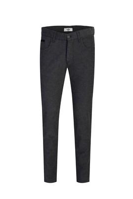 Erkek Giyim - ORTA GRİ 46 Beden Denim Pantolon