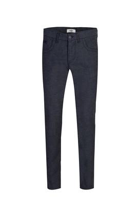 Erkek Giyim - KOYU MAVİ 46 Beden Denim Pantolon