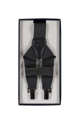Erkek Giyim - SİYAH 135 Beden Pantolon Askısı