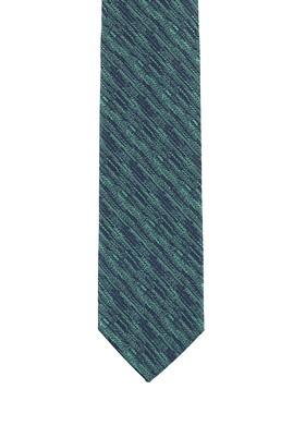 Erkek Giyim - ÇİMEN YEŞİLİ 165 Beden Desenli Kravat