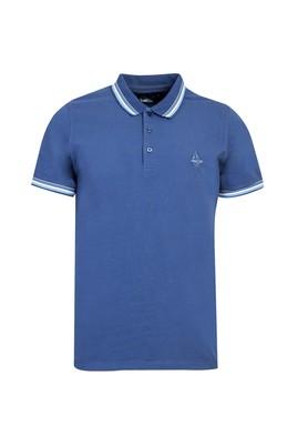 Erkek Giyim - İNDİGO M Beden Polo Yaka Slim Fit Tişört
