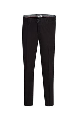Erkek Giyim - SİYAH 40 Beden Slim Fit Spor Pantolon