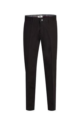 Erkek Giyim - SİYAH -1 40 Beden Slim Fit Spor Pantolon