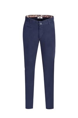 Erkek Giyim - ORTA LACİVERT 48 Beden Spor Pantolon