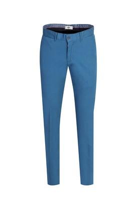 Erkek Giyim - AÇIK MAVİ 46 Beden Slim Fit Spor Pantolon