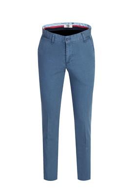 Erkek Giyim - GÖK MAVİSİ 46 Beden Slim Fit Spor Pantolon
