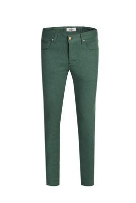 Erkek Giyim - ASKER HAKİ 48 Beden Denim Pantolon
