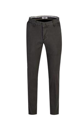 Erkek Giyim - ORTA HAKİ 48 Beden Slim Fit Spor Pantolon