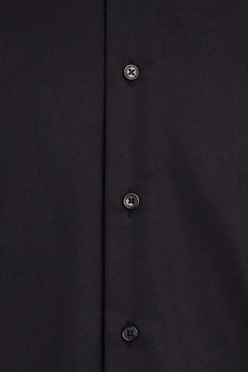 Erkek Giyim - Uzun Kol Non Iron Slim Fit Gömlek
