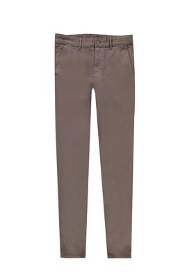 Erkek Giyim - AÇIK VİZON 50 Beden Kuşgözü Spor Pantolon