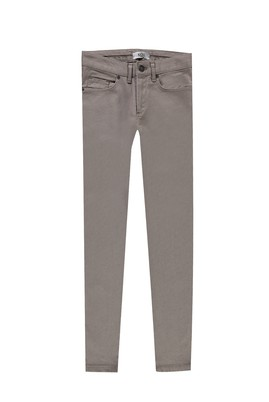 Erkek Giyim - ORTA BEJ 44 Beden Denim Pantolon