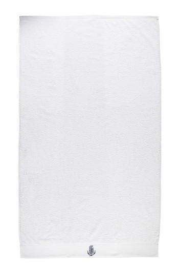 Erkek Giyim - Çapa Nakışlı Banyo Havlusu (90x150)