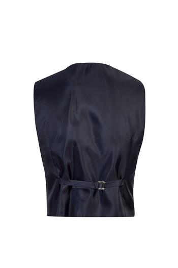 Erkek Giyim - Klasik Yelekli Takım Elbise