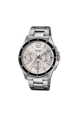 Erkek Giyim - ORTA GRİ  Beden Casio Erkek Kol Saati MTP-1374D-7AVDF