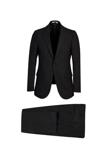 Erkek Giyim - Yünlü Klasik Takım Elbise