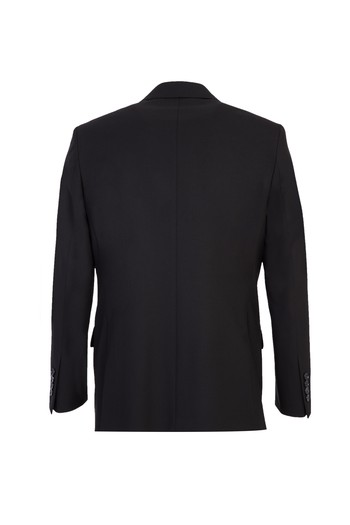 Erkek Giyim - Yünlü Yelekli Klasik Takım Elbise