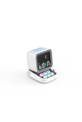 Erkek Giyim - Beyaz  Beden Ditoo Plus Bluetooth Hoparlör