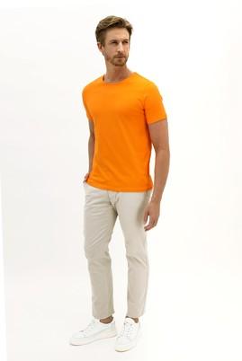 Erkek Giyim - AÇIK BEJ 46 Beden Slim Fit Spor Pantolon