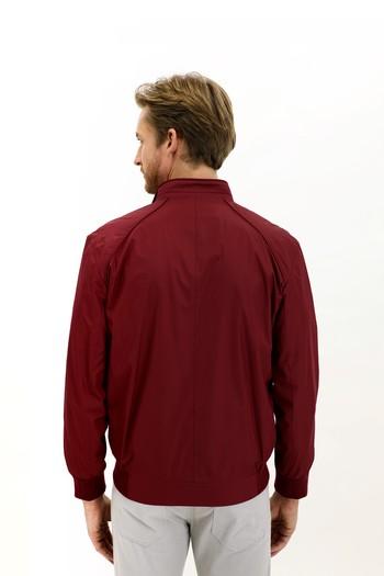 Erkek Giyim - Mevsimlik Ribanalı Mont