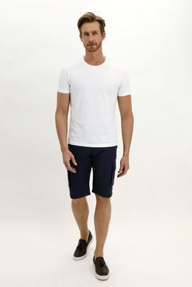 Erkek Giyim - KOYU LACİVERT LOT3 48 Beden Bermuda Şort
