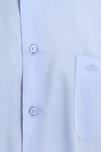Erkek Giyim - Kısa Kol Regular Fit Gömlek