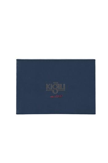 Erkek Giyim - 3'lü Kravat Mendil Kol Düğmesi Seti