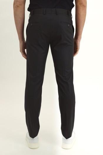 Erkek Giyim - Slim Fit Klasik Pantolon