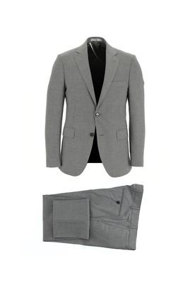 Erkek Giyim - SİYAH 52 Beden Regular Fit Kombinli Takım Elbise