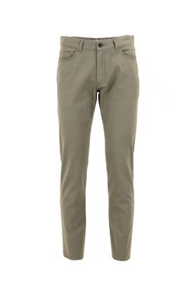 Erkek Giyim - ÇAĞLA YEŞİLİ 46 Beden Slim Fit Spor Pantolon