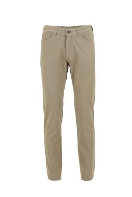 Erkek Giyim - AÇIK VİZON 46 Beden Slim Fit Spor Pantolon