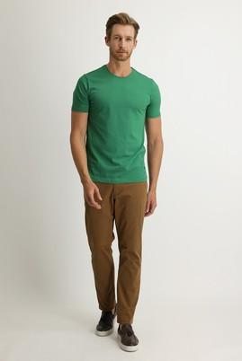Erkek Giyim - AÇIK KAHVE 48 Beden Spor Pantolon