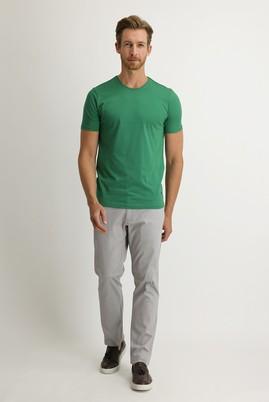 Erkek Giyim - AÇIK GRİ 50 Beden Slim Fit Spor Pantolon