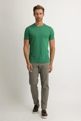 Erkek Giyim - ÇAĞLA YEŞİLİ 56 Beden Kuşgözü Spor Pantolon