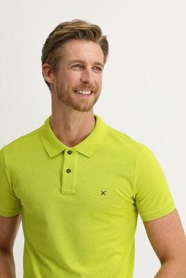 Erkek Giyim - LIME 3X Beden Polo Yaka Slim Fit Tişört