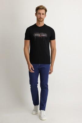 Erkek Giyim - AÇIK MAVİ 54 Beden Denim Look Pantolon