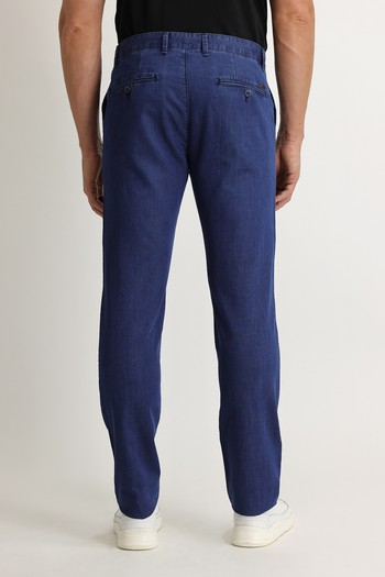 Erkek Giyim - Denim Look Pantolon