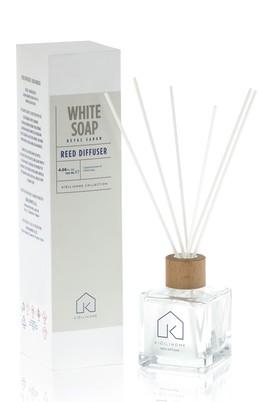 Erkek Giyim - Renksiz  Beden Beyaz Sabun Oda Kokusu 120 ml