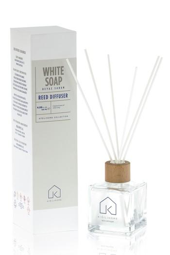 Erkek Giyim - Beyaz Sabun Oda Kokusu 120 ml