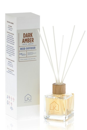 Erkek Giyim - Koyu Amber Oda Kokusu 120 ml
