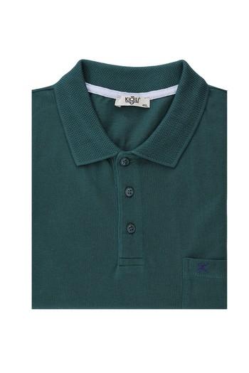 Erkek Giyim - Büyük Beden Polo Yaka Tişört