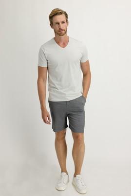 Erkek Giyim - ORTA GRİ S Beden Şort