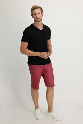 Erkek Giyim - AÇIK KIRMIZI 52 Beden Bermuda Şort