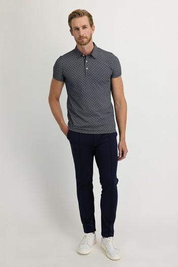 Erkek Giyim - Slim Fit Beli Lastikli İpli Spor Pantolon
