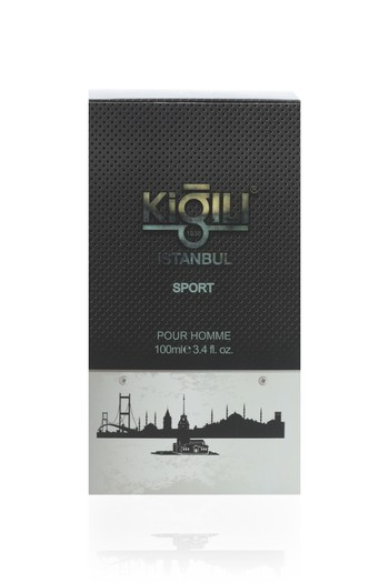 Erkek Giyim - Kiğılı Sport Parfüm EDC 100 ml