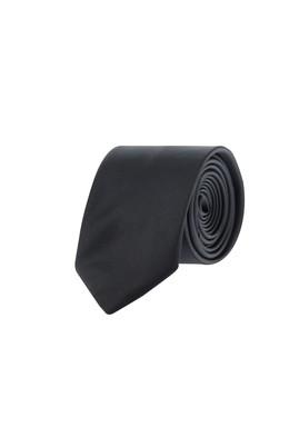 Erkek Giyim - SİYAH 165 Beden Düz Kravat