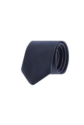 Erkek Giyim - KOYU LACİVERT 165 Beden Desenli Kravat