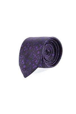 Erkek Giyim - LİLA  Beden Desenli Kravat