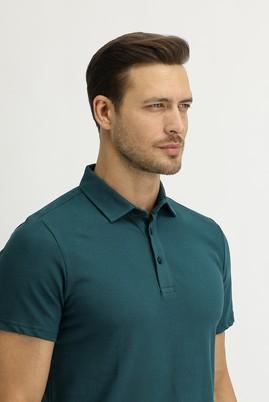 Erkek Giyim - NEFTİ L Beden Polo Yaka Regular Fit Tişört