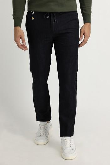 Erkek Giyim - Beli Lastikli İpli Spor Pantolon